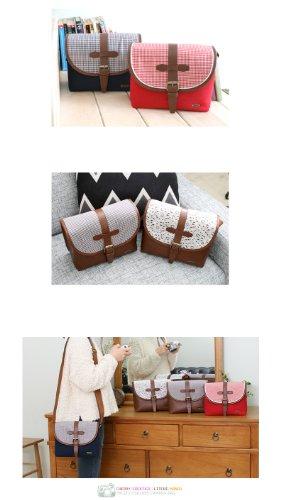 6a88e9dd5f08 Ciesta Fruit 2 Camera Fashion Shoulder Cross Messenger Bag CSB1855 ...