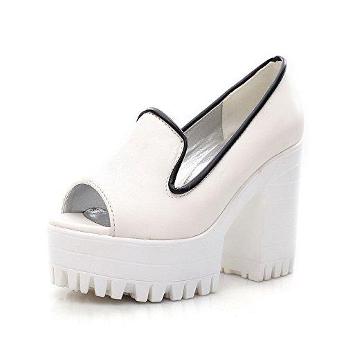 pour Sandales 1TO9 Blanc pour 1TO9 femme pour femme Sandales Sandales 1TO9 femme 1TO9 Blanc Blanc I1wnU07