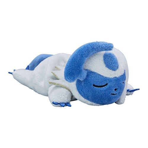 Pokemon Center Original Kuttari stuffed Absol night ver.