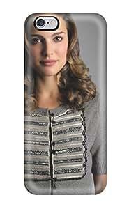 New Style JessicaBMcrae Hard Case Cover For Iphone 6 Plus- Natalie Portman 1366¡Á768