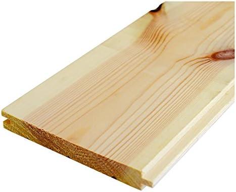 [スポンサー プロダクト]【Bグレード】北欧レッドパイン 無垢フローリング 床材 エンドマッチ 15x112x3850mm 8枚入