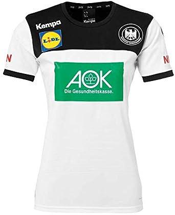 Kempa Dhb Shirt Home Women Camiseta Réplica, Hombre: Amazon.es: Ropa y accesorios