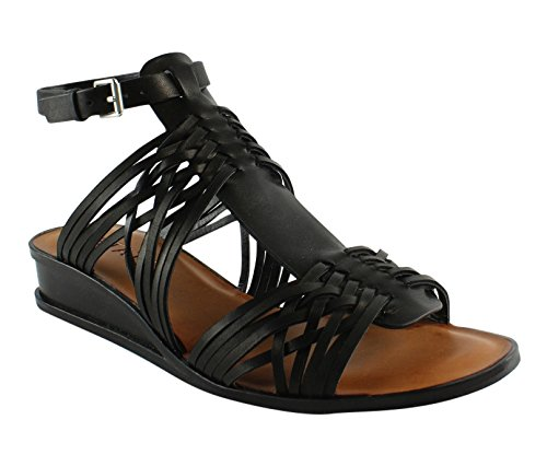 1.STATE New Womens Black Sandals Size 8