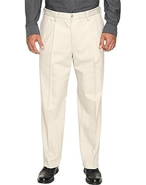 Men's Men's Big & Tall Signature Stretch Pleat Cloud Pants