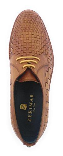 Zerimar Interno Uomo realizzate Fashion della per Design Pelle Rivestimento Pelle1 Scarpe in Pelle EqrxzAwE