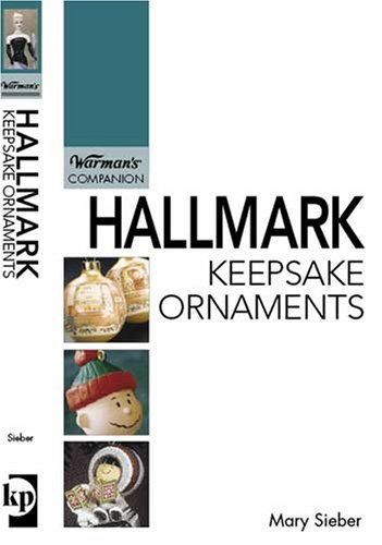 Hallmark Keepsake Ornaments: Warman's Companion