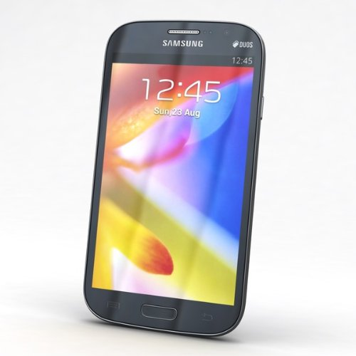 Samsung Galaxy Grand Duos i9082 Smartphone (Blue) - Factory Unlocked, 5