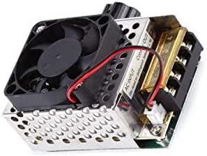 Graptsepk 4000W AC 220V Regulador de Voltaje Motor Controlador de ...