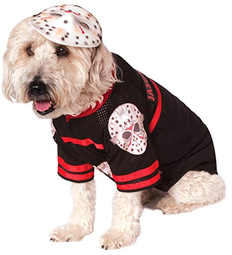 Rubie's Friday The 13th Jason Pet Costume, -