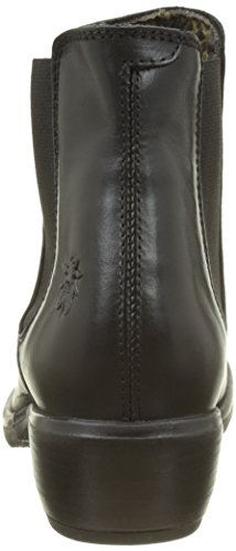 Make Fly 018 Stivali London nero Chelsea Woman Black 55rFB