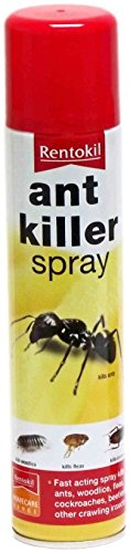 Decco Rentokil PSA137 300ml Effective Ant Killer Spray Decco Ltd