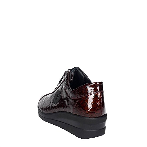bgp Iv5595 Cinzia Bassa Sneakers Soft Donna Marrone 002 EUEpOH7q