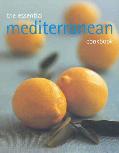 Download The Essential Mediterranean Cookbook ebook