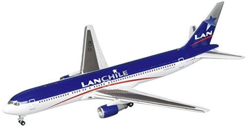 Gemini Jets Lan Chile B767-300 1:400 (Lan Airlines)