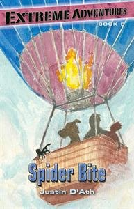 book cover of Spider Bite
