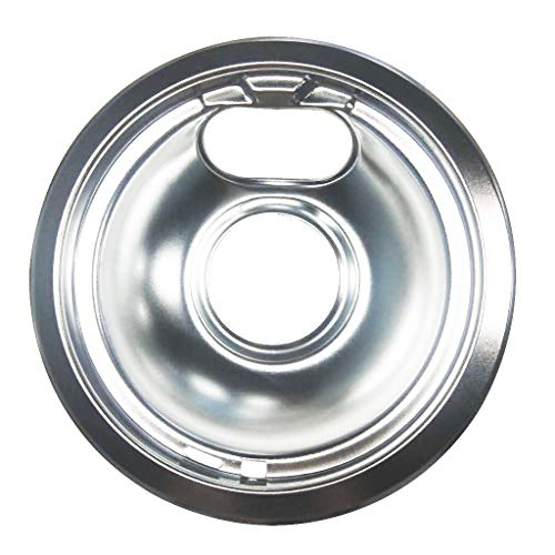(Elevin(TM)  Drip Pan 6 in Fits Whirlpool, Tappan, Modern Maid and Magic Chef)