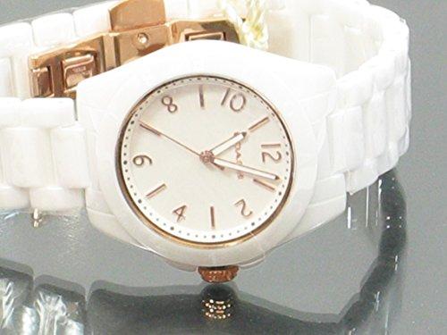 COACH Women's Tristen 32MM Ceramic Bracelet Watch White 1 Watch
