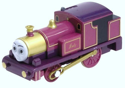 - Thomas the Tank Engine Trackmaster Battery Operated Lady