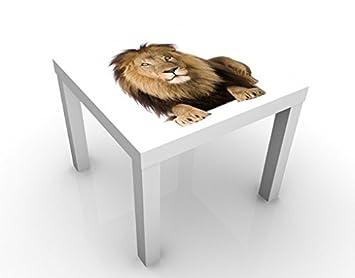 Apalis 46539 277187 855817 Design Tisch König Löwe Ii 55 X 55 X 45