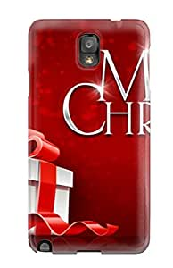 Special ZippyDoritEduard Skin Case Cover For Galaxy Note 3, Popular Merry Christmas Day Phone Case