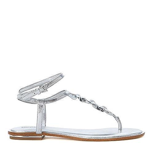 Venta caliente 2018 Michael Kors Zapatos de Mujer Sandalia