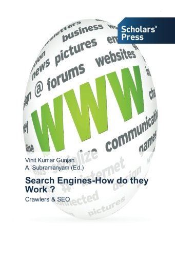 Download Search Engines-How do they Work ?: Crawlers & SEO pdf epub