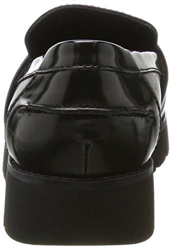 Geox D740ba Damepantoffel Zwart (black)
