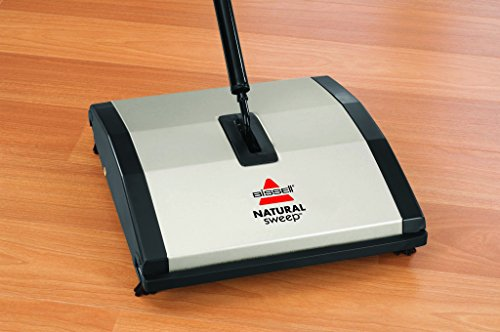 Bissell Natural Sweep Carpet And Floor Sweeper With Dual
