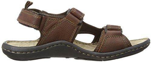 Hush Puppies Austin Santo , Sandalias de otra piel para hombre, Braun (Brown Tumbled Lea), 40,5 EU Amazon.es Zapatos y complementos