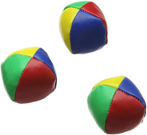 Robert Frederick Harlequin Set of 3 Juggling Balls