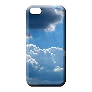 iphone 4 4s covers Skin Fashionable Design phone case cover sky blue air white cloud