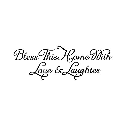 rumas-bless-this-home-removable-art-vinyl-mural-home-room-decor-wall-stickers
