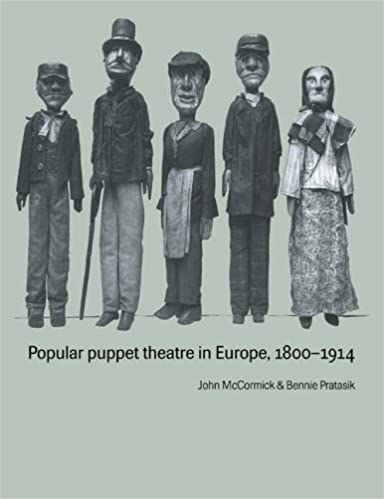Popular Puppet Theatre in Europe