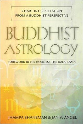Buddhist Astrology: Chart Interpretation from a Buddhist (Angel Chart)