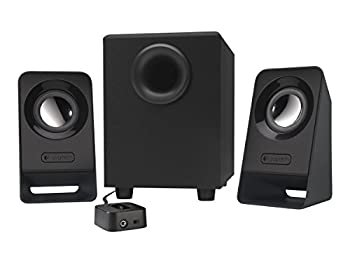 Logitech Multimedia 2.1 Speakers Z213 For Pc & Mobile Devices 0