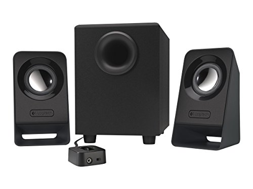 (Logitech Multimedia 2.1 Speakers Z213 for PC and Mobile Devices)