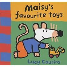 Maisy's Favourite Toys Chunky Board