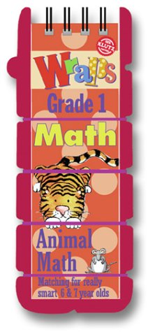 Wraps Math: Grade 1 : Animal Math : Matching for Really Smart 6 & 7 Year Olds