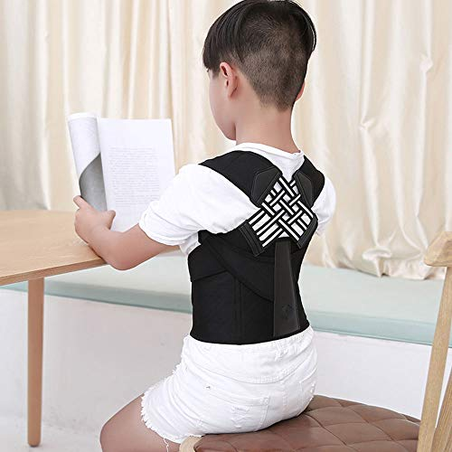 MLX Anti-Humpback Correction Belt, Invisible Treatment of The Spine for Boys and Girls, Correction of Back Artifacts, Hunchback Correction Clothing (Size : XXL) by MLXBBJ (Image #3)