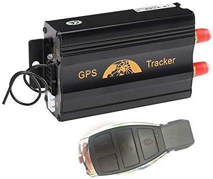MUXAN Rastreador GPS Vehículo en Tiempo Real con Control Remoto Alarma gsm Ranura para Tarjeta SD Antirrobo Spy Localizador para gsm GPRS Sistema GPS Plataforma Gratis
