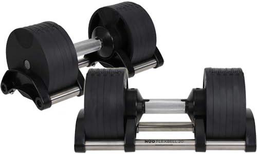 フレックスベル(FLEXBELL) アジャスタブルダンベル 20kg 32kg NUO ADJUSTABLE DUMBBELL