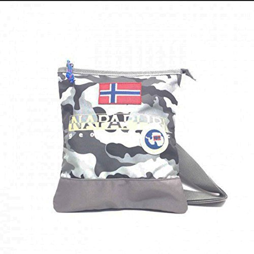 Borsello Napapijri | Linea North Cape | 4BNN3R17-Camo Grey