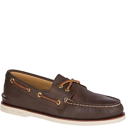 Sperry Top-Sider Gold Cup Authentic Original Boat (Authentic Mens Leather Loafers Shoes)