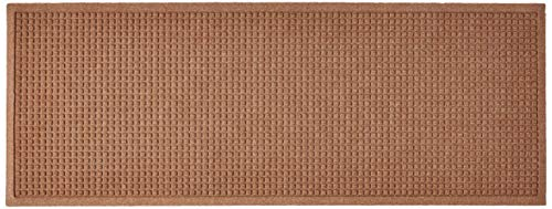 (Hudson Exchange 4210 Waterhog Fashion Floor Mat Runner, 60
