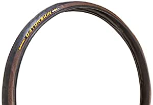 Continental Gatorskin DuraSkin Bicycle Tire (27x 1 1/4, Wire Beaded, Black)