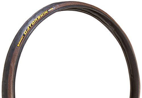 Touring Bike Tires (Continental GatorSkin DuraSkin Folding Tire, Black, 700 x 32c)