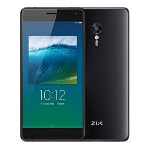 Lenovo ZUK Z2 Pro 128GB 5.2 Inch Android 6.0 Smartphone, Qualcomm Snapdragon 820 Kryo Quad Core 2.15GHz, 6GB RAM GSM & WCDMA & FDD-LTE (Black)