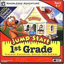 - JumpStart 1st Grade