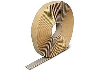 Dicor BT-4660cm - 2.9cm x 1.9cm x 9.1m Butyl Seal Tape