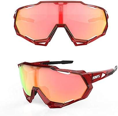 Linshenyoulu Gafas de Ciclismo Gafas de Bicicleta de montaña Cien ...